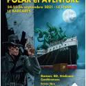 Je participe au festival polar du Barcarès
